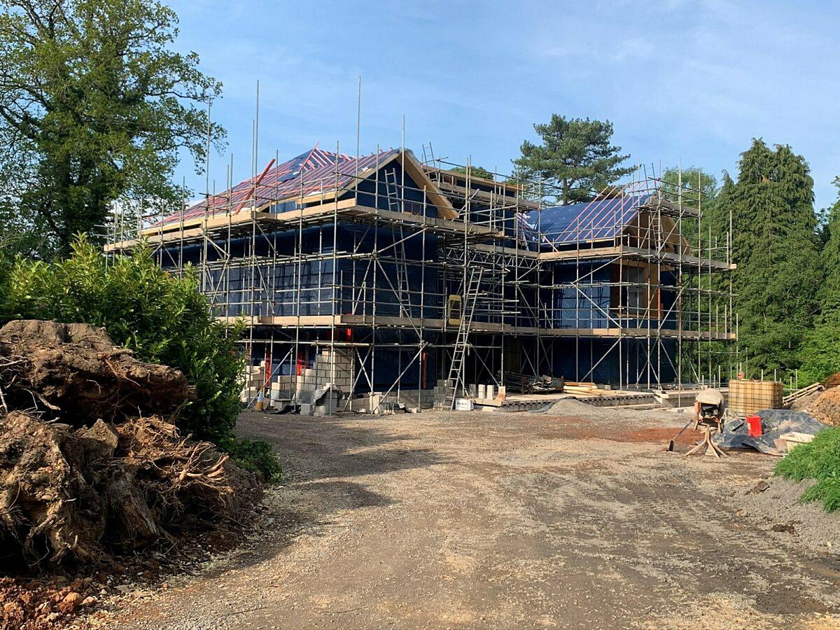 Photo: Multi-generational SIPs Home in Devon